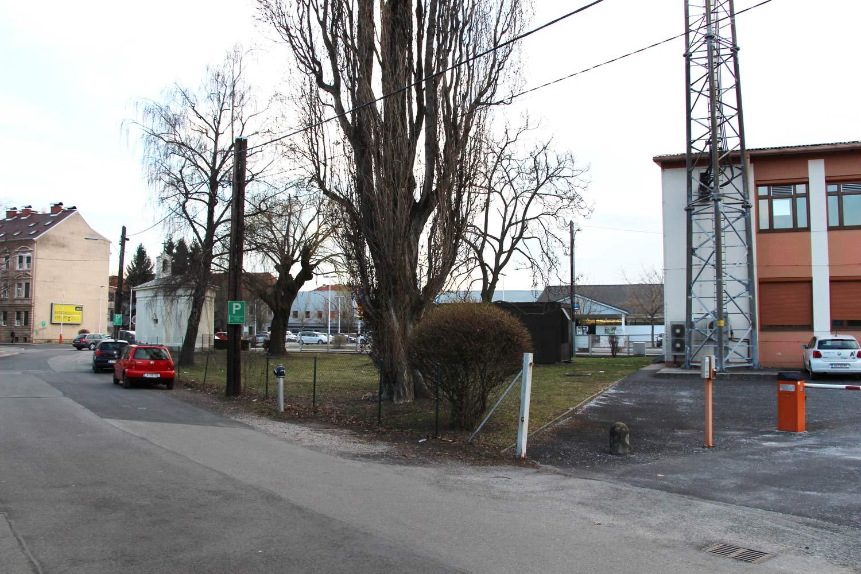Foto von Grundstück in der Überfuhrgasse
