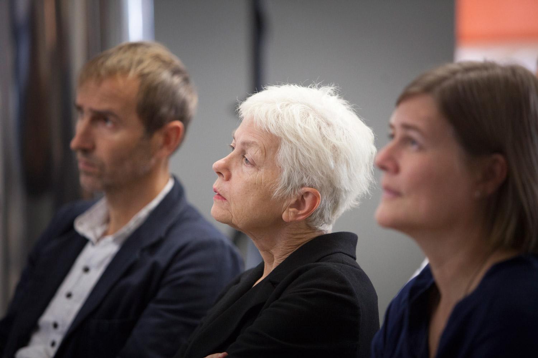Foto von Andreas Trummer, Sophie Wolfrum, Marianne Skjulhaug