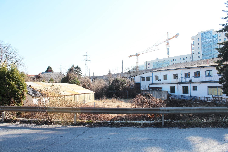 Foto von Grundstück in der Exerzierplatzstraße