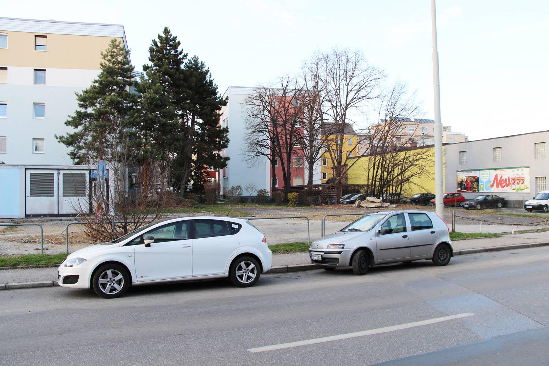 Fotos vom Grundstück in der Handelstrasse - Reininghausstraße