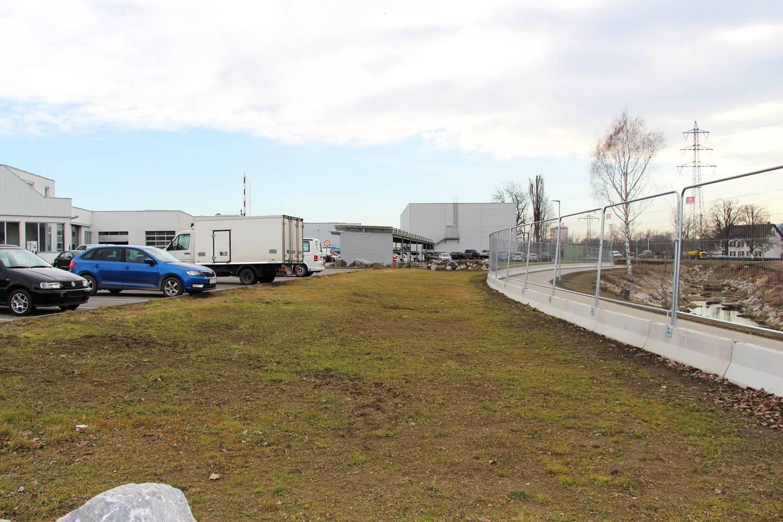 Foto von Grundstück in der Weinzöttlstraße