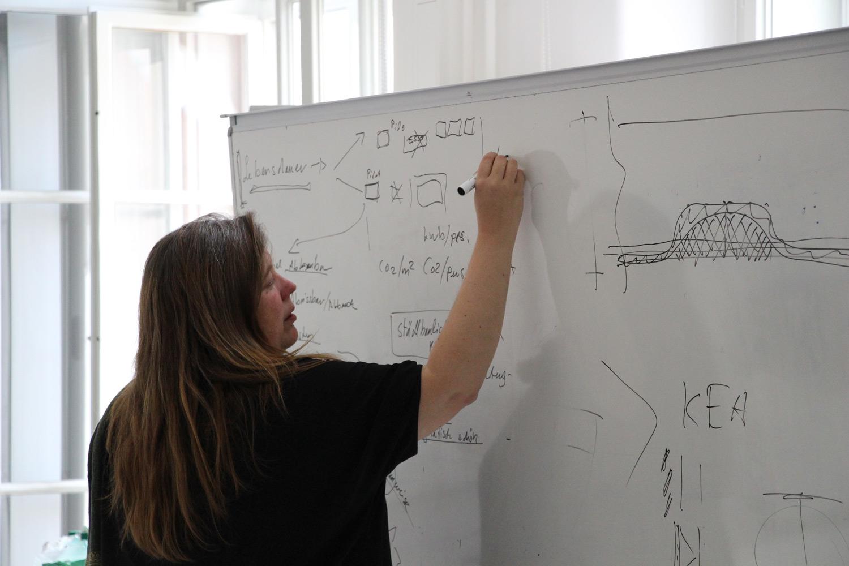 Bild vom 1. Meeting mit Projektpartnern