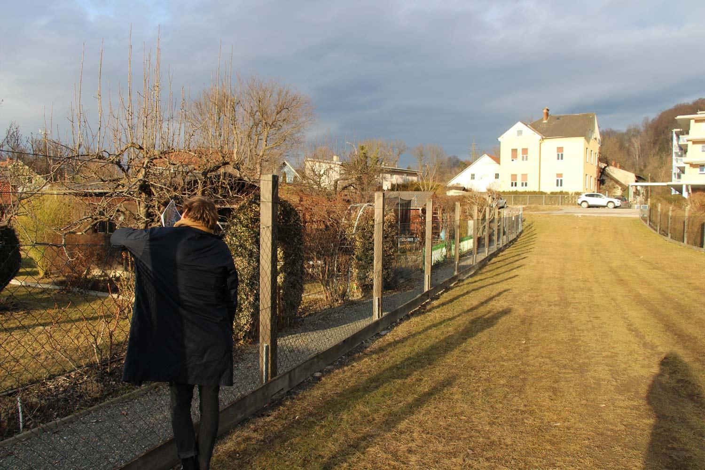 Impressionen Grundstückssuche Graz