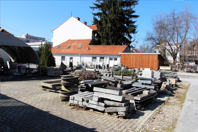 Foto von Grundstück am Waltendorfergürtel